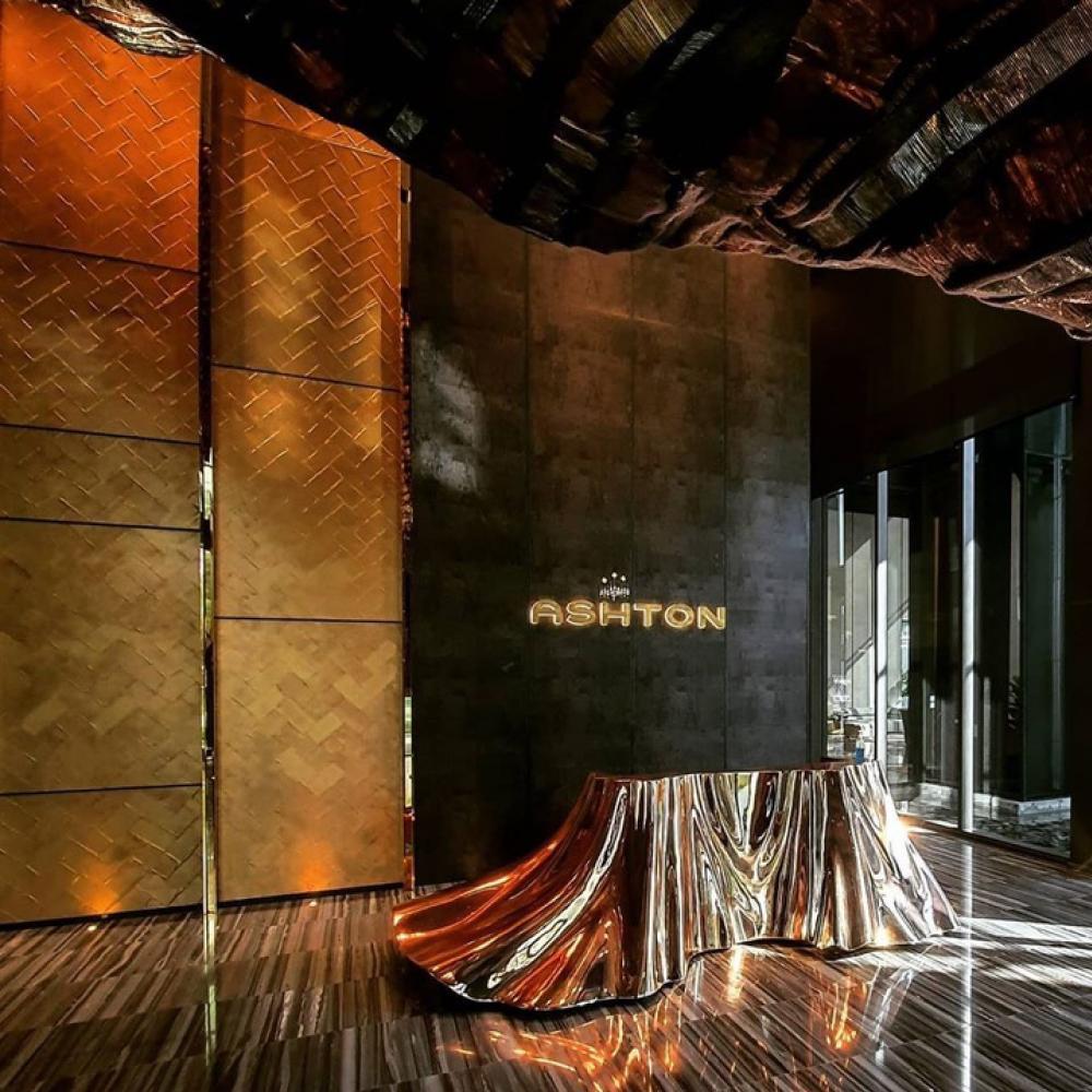 ขายคอนโดสีลม ศาลาแดง บางรัก : เจ้าของขายขาดทุน Ashton silom ติดรถไฟฟ้า BTS ช่องนนทรี 1 Bedroom 31.96 ตร.ม ราคา 6.99 ลบ. ชั้นสูง 32 ห้องสุดท้าย !