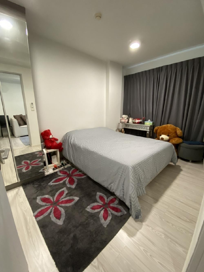 For SaleCondoLadprao 48, Chokchai 4, Ladprao 71 : Luxury condo for sale, My story 33.74 sqm, very beautiful room, 1 bed 1 bath, price 2.2 million - half transfer fee