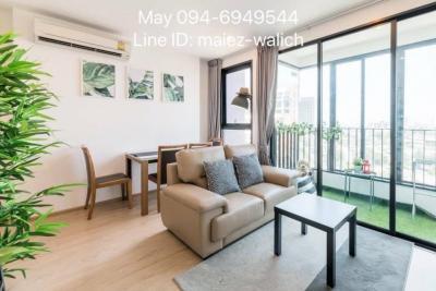 "For RentCondoSiam Paragon ,Chulalongkorn,Samyan : *For Rent* Cheapest!! 2 bedrooms Ready to Move at ""Ideo Q Chula-Samyan"" near MRT Samyan"