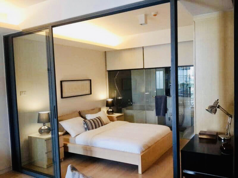 For RentCondoSukhumvit, Asoke, Thonglor : Condo for Rent SIAMESE GIOIA 49 sqm 1 bed 3rd fl. BTS Phrompong