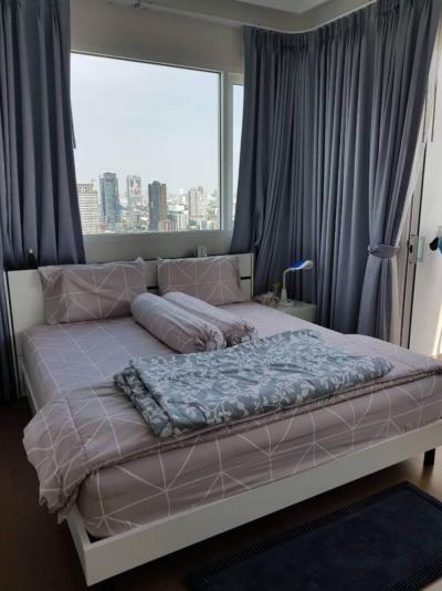 ขายคอนโดราชเทวี พญาไท : ขายคอนโด Supalai Elite Phayathai (ศุภาลัย อีลิท พญาไท) 2-Bed ชั้นสูง วิวอนุสาวรีย์ชัย ราคา 14ล-.