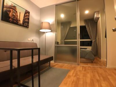 For RentCondoSamrong, Samut Prakan : For rent, Lumpini Mixx, Thepharak, ready to move in, cheap price