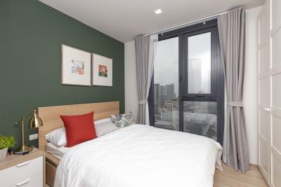 ขายคอนโดพระราม 9 เพชรบุรีตัดใหม่ : ขาย 1 ห้องนอน ราคาดีสุดในโครงการ⚡ The Base Garden พระราม 9 ใกล้ MRTและAirport Link