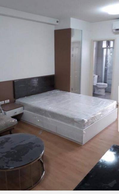 For SaleCondoBang Sue, Wong Sawang, Tao Pun : ✨For Sale/Rent Brand New Cozy Studio, 8,300 Supalai Veranda Ratchavipha - Prachachuen near Bangson MRT✨