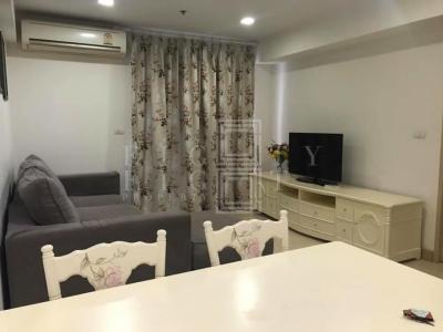 เช่าคอนโดพระราม 9 เพชรบุรีตัดใหม่ : For Rent My Resort Bangkok (48 sqm.)