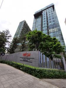 ขายคอนโดราชเทวี พญาไท : แรร์ไอเทม 🔥 ห้องมุมดี วิวสวย ชั้นสูงมาก ลิฟต์ส่วนตัว คอนโดหรูใจกลางเมือง (เจ้าของขายเอง)  Condo Wish Signature Midtown Siam