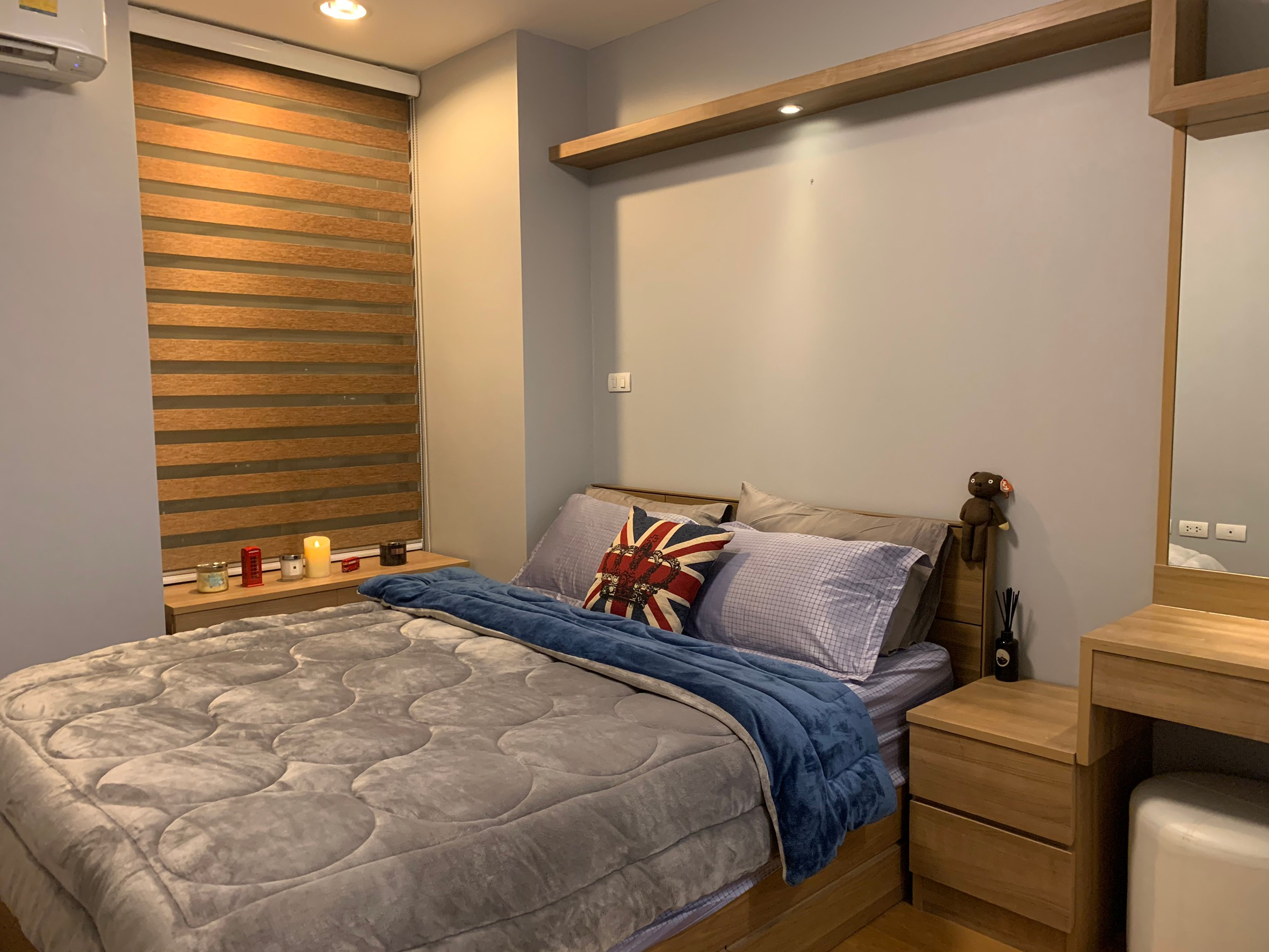 For SaleCondoLadprao, Central Ladprao : ***for SALE 33sqm Full furnished. With all eletrical appliances!!**