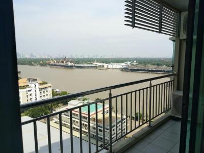 For RentCondoRama3 (Riverside),Satupadit : 0562-B 😊😍 RENT & SELL ให้เช่าและขาย 2 ห้องนอน 🚄ใกล้ BTS ช่องนนทรี เพียง 13 นาที🏢LUMPINI PLACE NARATHIWAT – CHAOPHRAYA🔔พื้นที่:40.00ตร.ม. เช่า:12,000.-บาท ขาย:3,490,000.-บาท 099-5919653 ✅LineID:sureresident