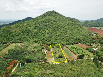 For SaleLandKorat KhaoYai : P Land for sale in Khao Yai, Nong Nam Daeng Subdistrict, Pak Chong District, 3 rai, very beautiful view, suitable for residential resort.