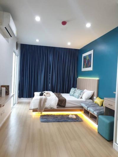 For RentCondoLadprao101, The Mall Bang Kapi : For rent Happy Condo Ladprao 101 Building G 4th Floor