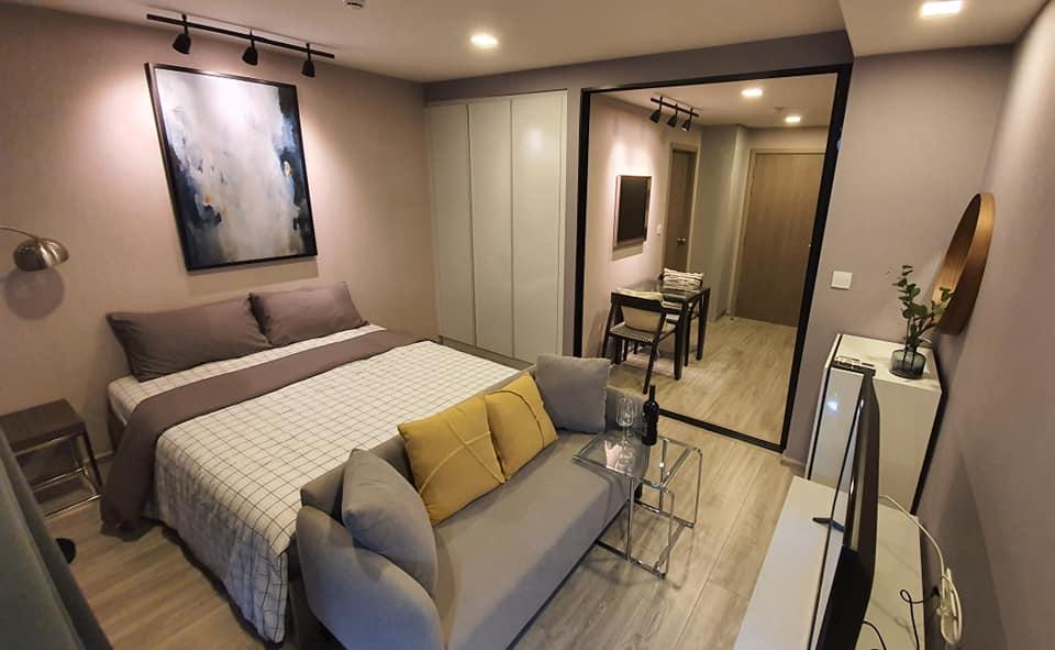 For RentCondoRatchathewi,Phayathai : A1152 ++ RENT ++ Maestro 14 Siam-Ratchathewi   1 bed size 30 sqm. * BTS Ratchathewi