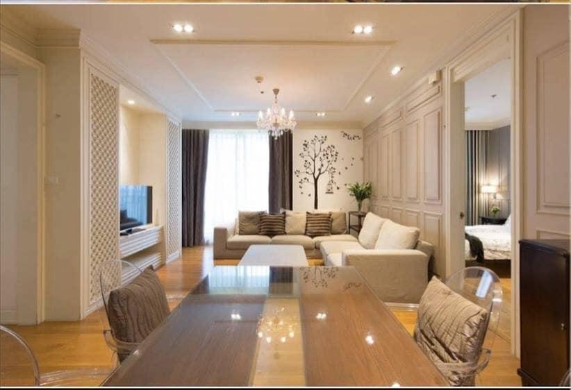 For RentCondoSathorn, Narathiwat : A1153 ++RENT++ The Empire Place Sathorn-Narathiwas | 3 bed , Size 130 Sqm, High Floor  *BTS Chongnonsi