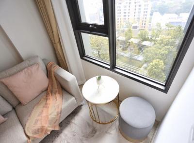 เช่าคอนโดวิทยุ ชิดลม หลังสวน : Life One Wireless ห้องใหม่ ถูกสุดๆ แต่งสวยทั้งห้อง ให้เช่าไม่แพงค่ะ คุณเอ 0654979640