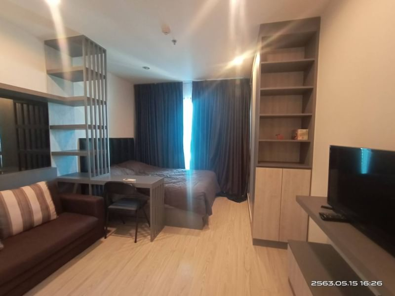 For RentCondoBangna, Lasalle, Bearing : For rent Ideo Mobi Sukhumvit-Eastgate Bangna