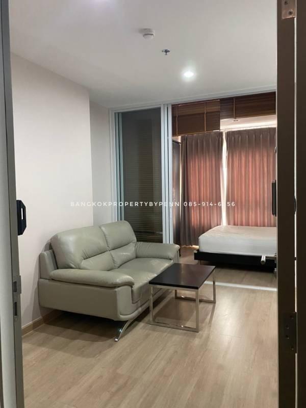 ขายคอนโดท่าพระ ตลาดพลู : ขาย !!!! The Tempo Grand Sathorn-Wutthakat ชั้น 31 ห้องสวย พร้อมอยู่