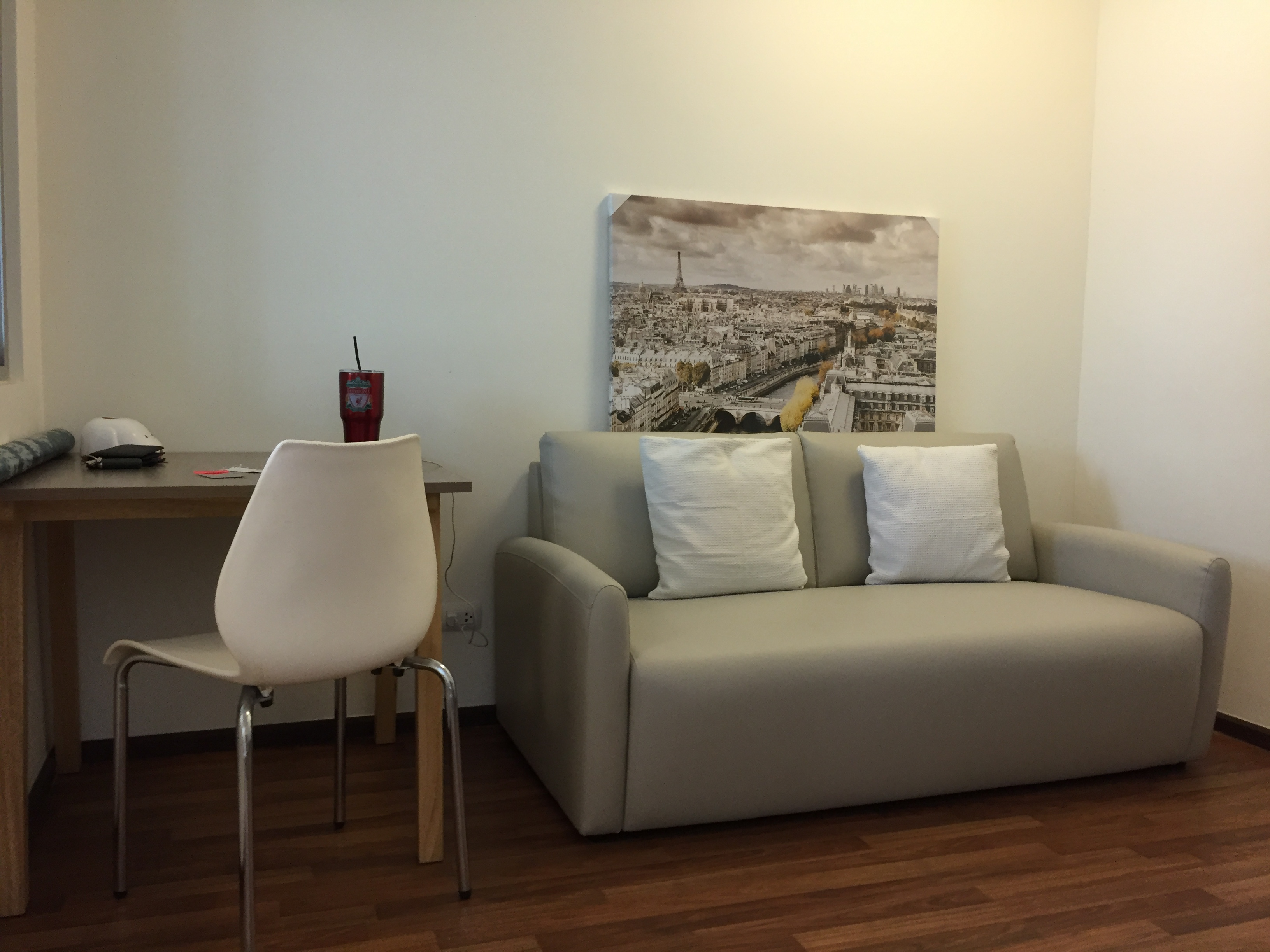 For RentCondoKasetsart, Ratchayothin : For rent, Condo U Ratchayothin, beautiful room, ready to move in. (Special student 7,500 baht)