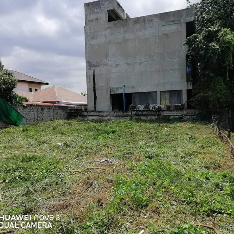 For SaleLandLadprao 48, Chokchai 4, Ladprao 71 : Land for sale Nakniwat 37 37 Sq.
