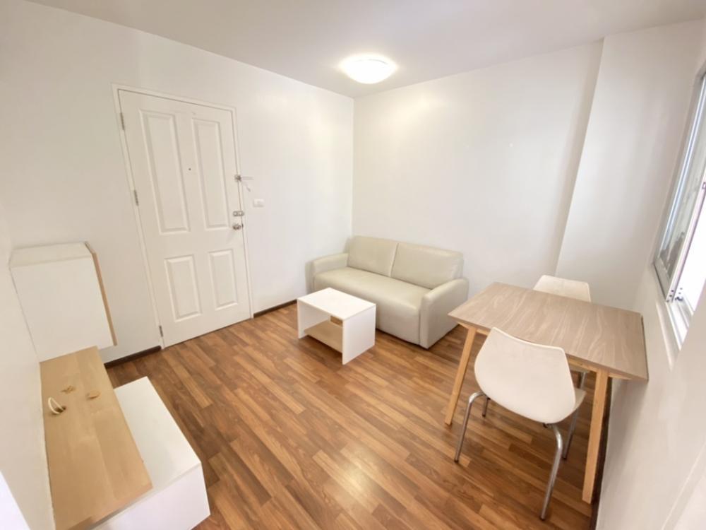 For RentCondoRamkhamhaeng, Hua Mak : For rent, Condo U @ Hua Mak, 31 sqm. Floor 7, Building A 7,000 baht. 064-9598900