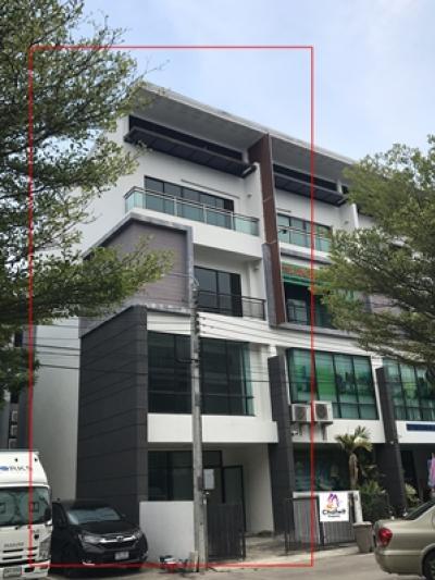 เช่าโฮมออฟฟิศบางนา แบริ่ง : ให้เช่า Home Office Enterprize Park 4 ชั้น ติดถนนบางนา ตราด กม. 5 ใกล้สุวรรณภูมิ รถไฟฟ้า