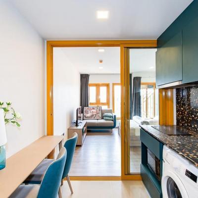 For RentCondoOnnut, Udomsuk : The base sukhumvit 50. Condominium for rent