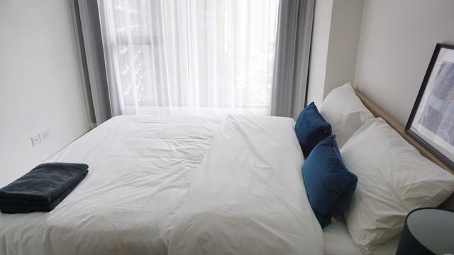 For RentCondoRama9, RCA, Petchaburi : AE0172 Condo for rent Ideo Mobi Asoke, area 35 sq.m., 1 bedroom, 1 bathroom