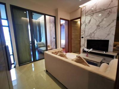 For RentCondoOnnut, Udomsuk : For rent 1 bedroom Plus  42 Sq.m. On 8th floor 20,000 THB / Month