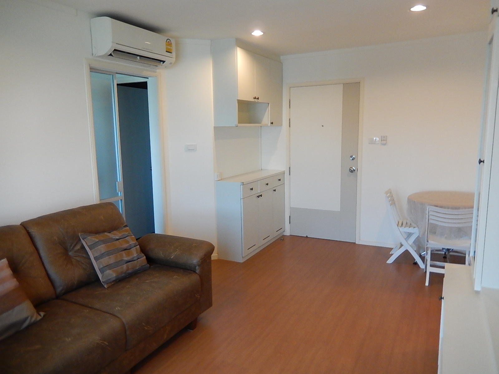 For SaleCondoRattanathibet, Sanambinna : Condo on sale! Lumpini Park Rattanathibet-Ngamwongwan, Fully furnished
