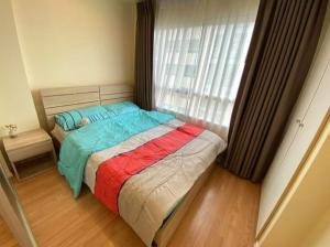 For RentCondoPattanakan, Srinakarin : For rent, Lumpini Ville Onnut-Phatthanakan, Garden view, fully furnished.