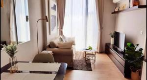 For RentCondoSukhumvit, Asoke, Thonglor : ++Urgent rent+++ Noble Recole Sukhumvit19 *1 bedroom, size 34 sq.m., fully furnished, ready to move in.