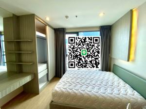 For RentCondoSiam Paragon ,Chulalongkorn,Samyan : Ideo q chula 24 sqm. Beautiful room, high floor