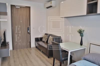 For RentCondoRama9, RCA, Petchaburi : For Rent Ideo Mobi Asoke (26 sqm.)