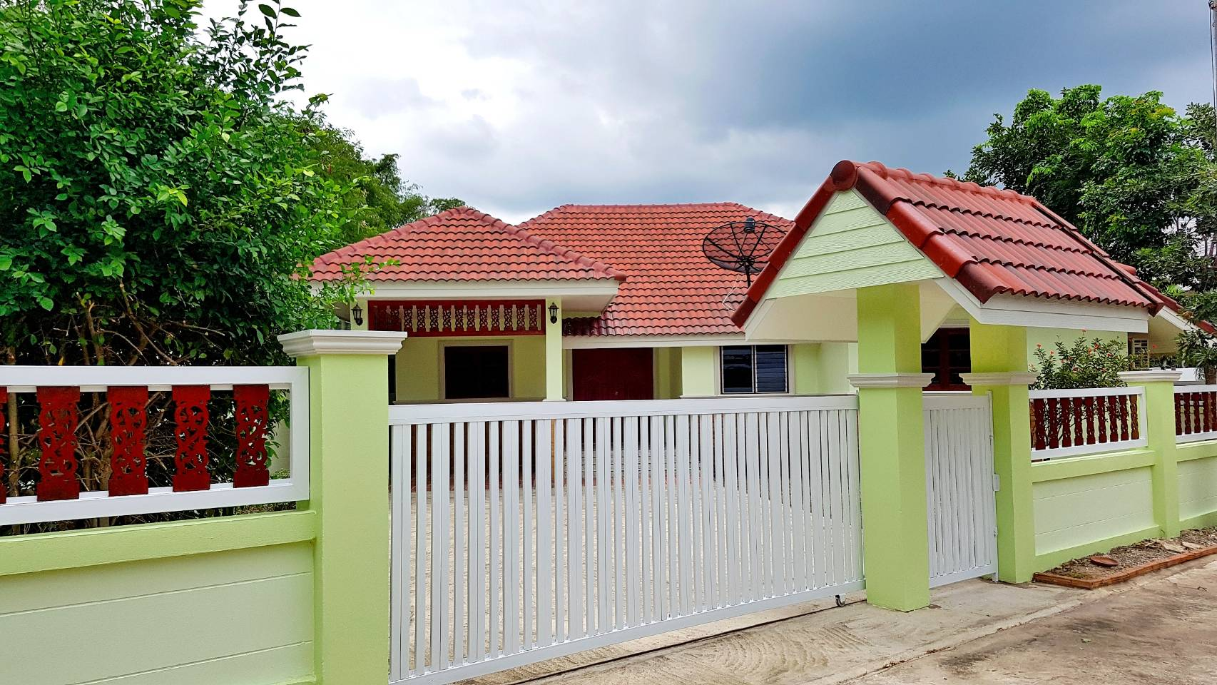 For SaleHouseCha am, Hua Hin : ‼ ️💥 Cheap sale 💥‼ ️ House for sale 90 square wah Hua Hin