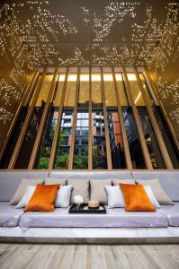 ขายคอนโดสุขุมวิท อโศก ทองหล่อ : ขายคอนโดย่านเอกมัย Quintara Treehaus Sukhumvit 42 ตำแหน่งห้องสวย ครัวปิด ชั้นสูง พร้อมเข้าอยู่!