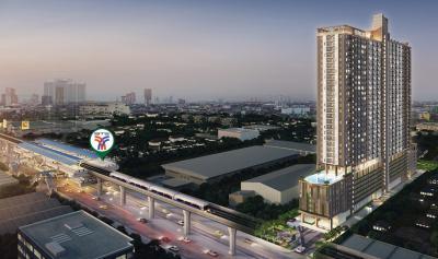 Sale DownCondoSamrong, Samut Prakan : ✨For Sale 1 Bed at cost, Supalai Veranda Sukhumvit 117✨