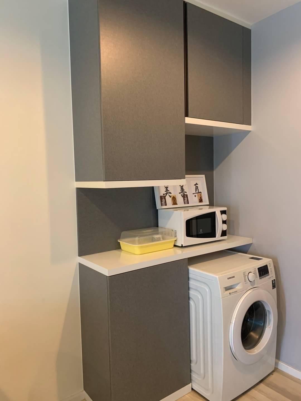 For RentCondoSathorn, Narathiwat : 1 bed Sathorn condo with washing machine (Can be negotiable)