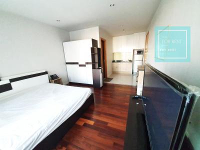 For RentCondoRama9, RCA, Petchaburi : For Rent Circle Condominium 27th Floor 38sqm. 19,000 Baht