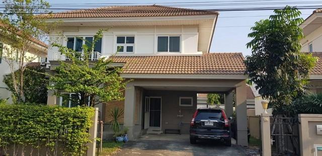 ขายบ้านบางใหญ่ บางบัวทอง ไทรน้อย : ขายบ้านเดี่ยว2ชั้นโครงการเพอร์เฟคเพลส ราชพฤกษ์ใกล้MRTสายสีม่วงบางรักน้อยท่าอิฐ