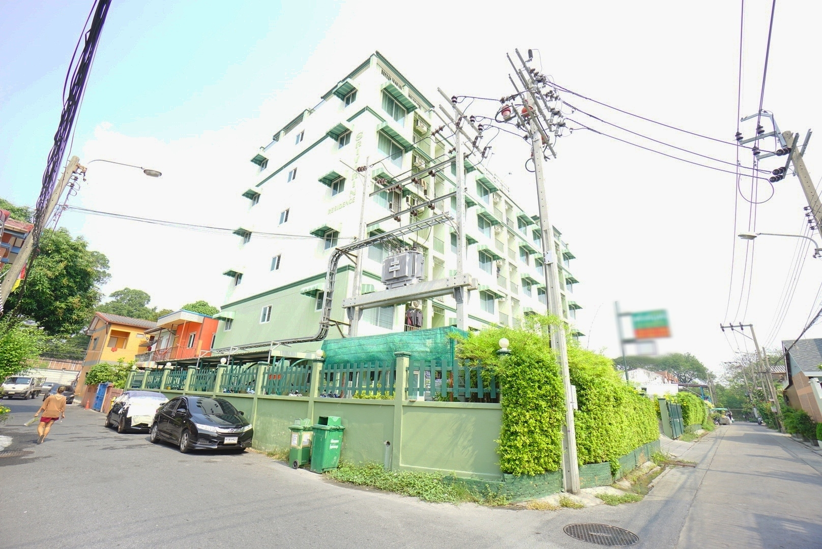 For SaleBusinesses for saleNawamin, Ramindra : Sell Apartment 6 Floor 377 sq.w. Near Fashion Island Department Store Soi Ram Inthra 85, Opposite Sinnphaet Hospital, Ram Inthra Road
