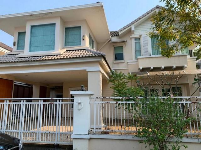 ขายบ้านรามคำแหง หัวหมาก : ขายบ้านเดี่ยว2ชั้น ซอยลาดพร้าว130 ซอยรามคำแหง81 หมู่บ้านอารียาบุษบาลาดพร้าว