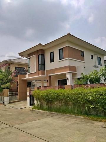 ขายบ้านรังสิต ธรรมศาสตร์ ปทุม : ขายบ้านเดี่ยวหมู่บ้านฟ้ากรีนพาร์ค ลำลูกกาคลอง3 ขาย 4.5 ล้าน