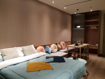 เช่าคอนโดสุขุมวิท อโศก ทองหล่อ : For Rent Nice Room Pretty Unit in Park Origin Sukhumvit 24 0645414424