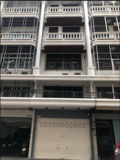 For RentShophouseSathorn, Narathiwat : RP091 5-storey building for rent, 320 square meters, Narathiwat Ratchanakarin 22, near BTS Chong Nonsi.
