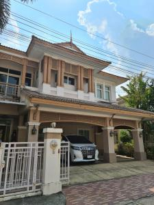 For RentHouseNawamin, Ramindra : House for rent/sale -Bangkok Boulevard (New Navamin Rd.,) Opposite with Fashion Island Department store