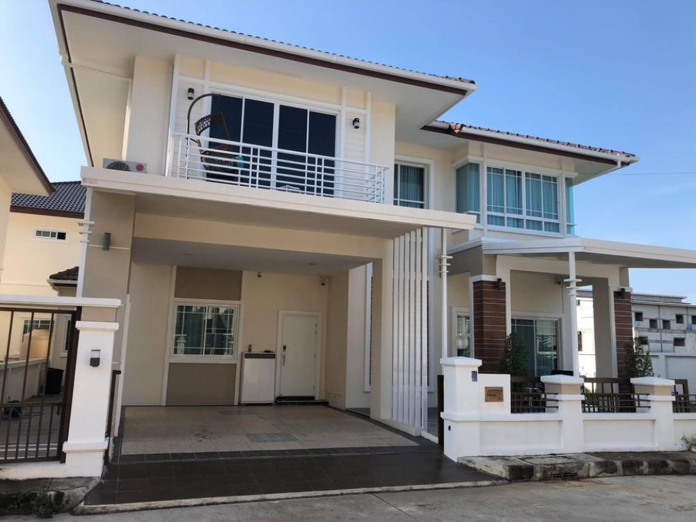 For SaleHouseChiang Mai : House for sale in Chiang Mai, The Promenade Project 🏡