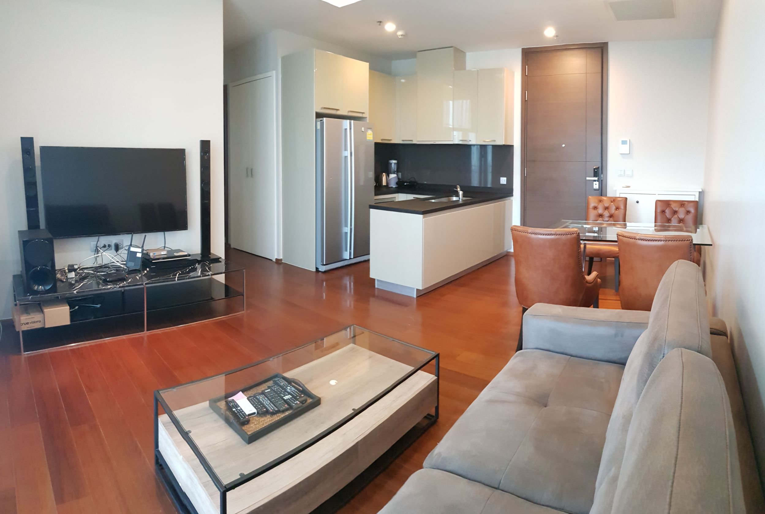For RentCondoSukhumvit, Asoke, Thonglor : Shock Price !!! Very Best Deal Now 65,000 From 75,000 At Quattro Thonglor Soi4 0645414424