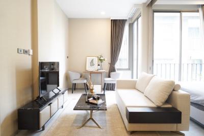 For RentCondoSukhumvit, Asoke, Thonglor : ✨For Rent Brand New Stylish 1 Bed, Fynn Sukhumvit 31 in the heart of Asoke✨