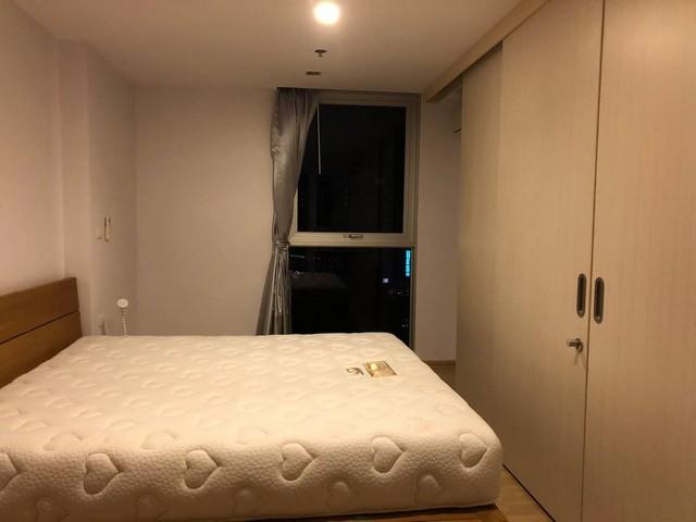 For RentCondoLadprao 48, Chokchai 4, Ladprao 71 : AE0184 House for rent 23 Ratchada-Ladprao size 35 sq m, 1 bedroom, 1 bathroom, 11th floor, beautiful view.