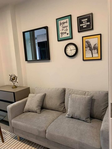 For RentCondoRama9, RCA, Petchaburi : AE0183 Belle Avenue Ratchada Rama 9 for rent, 102 sqm, 3 bedrooms, 2 bathrooms, 25th floor