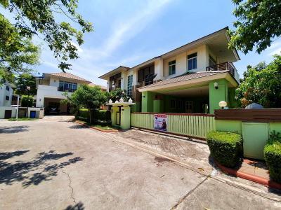 For SaleHouseThaphra, Wutthakat : บ้านเดี่ยว ทำเลดี ติดถนนกัลปพฤกษ์ เดินทางเข้าเมือง 15 นาที ใกล้สำเพ็ง2 สภาพดี ราคาถูกกว่าตลาด