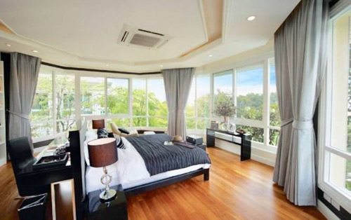 For SaleHousePinklao, Charansanitwong : Urgent sale !!!!  Owners agree to sell the luxurious Q Twelve mansion at the cheapest price, selling only 113.5 million baht.